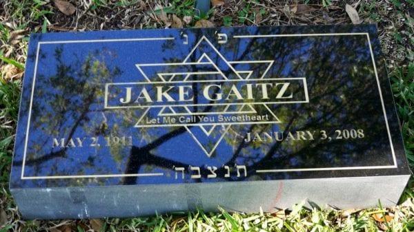 Gaitz Memorials